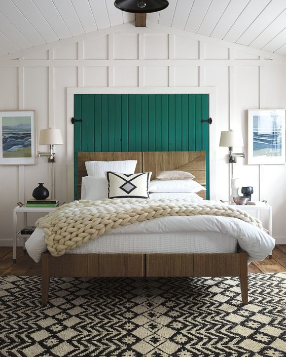 Best ideas about Coastal Bedroom Ideas . Save or Pin Remodelaholic Now.