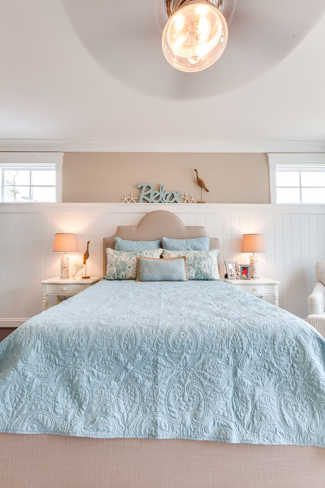 Best ideas about Coastal Bedroom Ideas . Save or Pin Coastal Bedroom Ideas Home Stories A to Z Now.