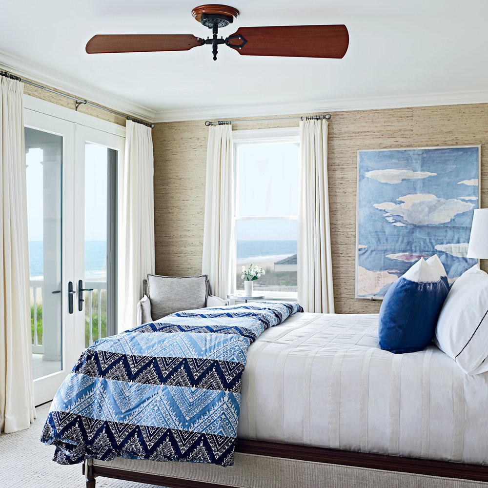 Best ideas about Coastal Bedroom Ideas . Save or Pin 40 Guest Bedroom Ideas Coastal Living Now.