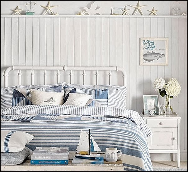 Best ideas about Coastal Bedroom Ideas . Save or Pin Decorating theme bedrooms Maries Manor coastal Now.