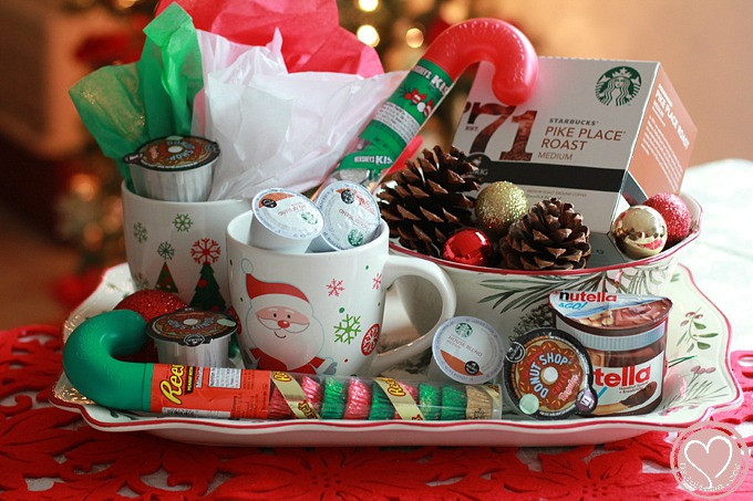 Best ideas about Coffee Gift Basket Ideas . Save or Pin Coffee Gift Baskets Idea for the New Keurig 2 0 Owner Now.