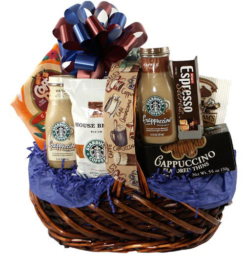 Best ideas about Coffee Gift Basket Ideas . Save or Pin Frugal NYC Girl Starbucks Gift Sets Ideas Now.