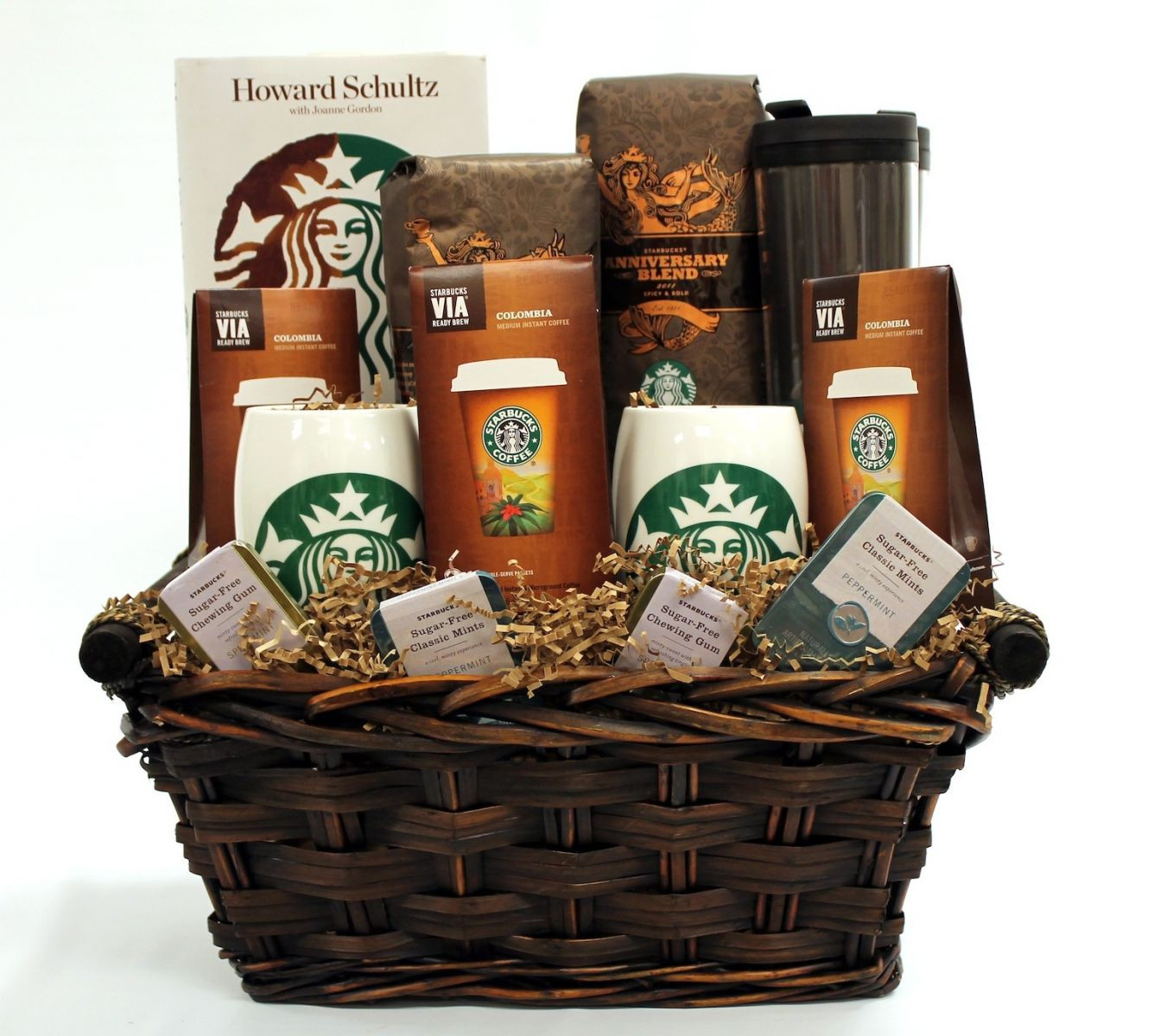 Best ideas about Coffee Gift Basket Ideas . Save or Pin Support the HR Profession by Donating a Basket for the Now.