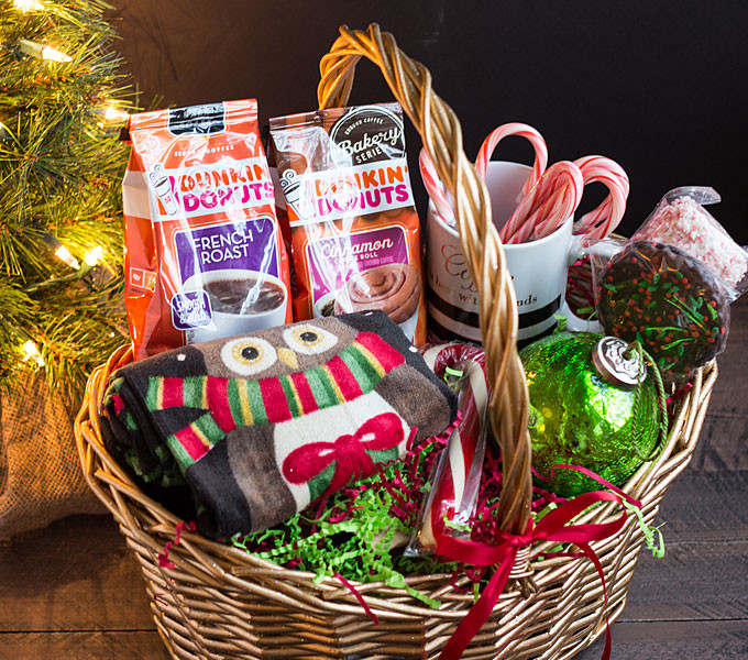 Best ideas about Coffee Gift Basket Ideas . Save or Pin Coffee Lovers Gift Basket Ideas Now.