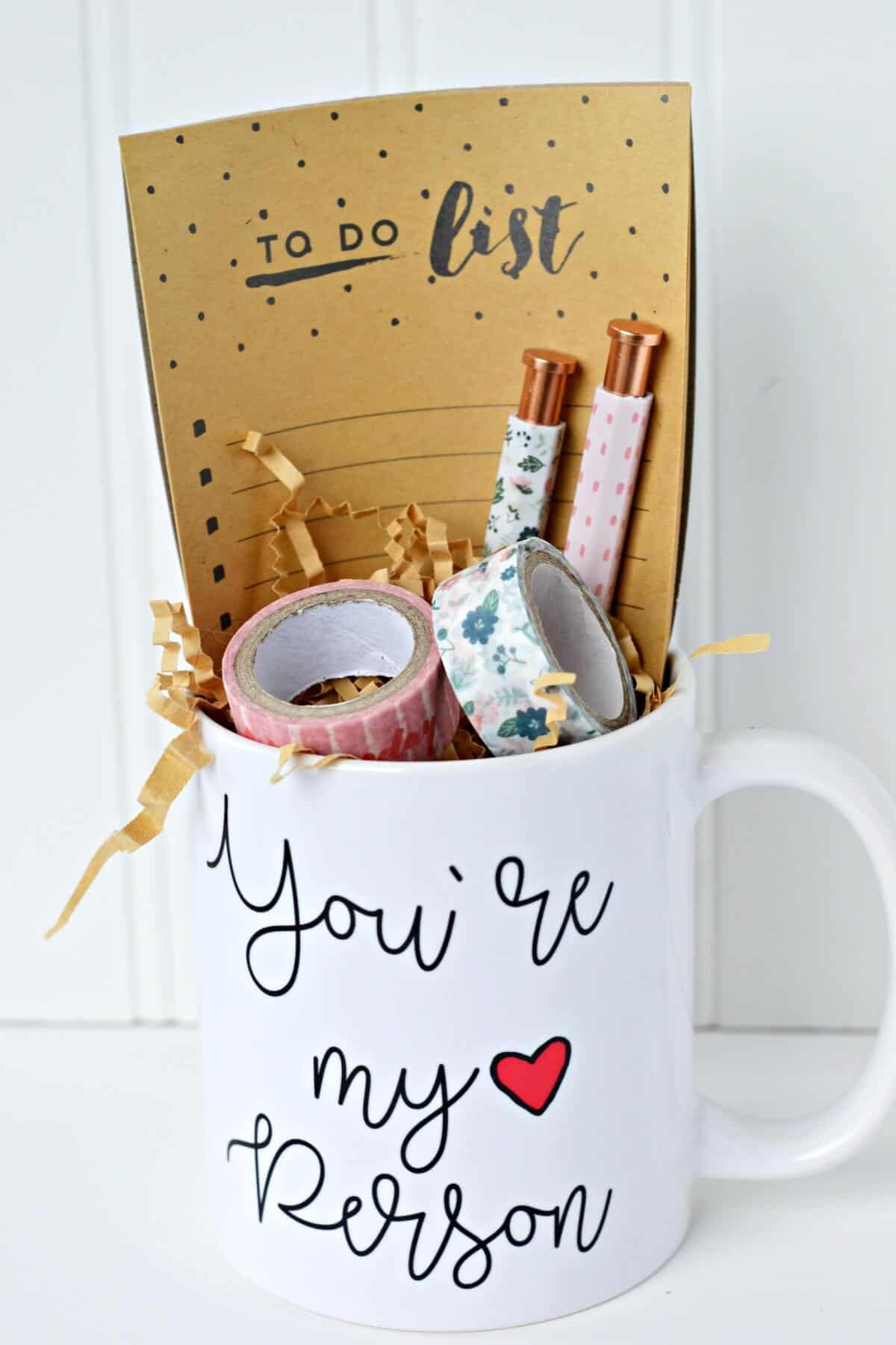 Best ideas about Coffee Mug Gift Ideas . Save or Pin Creative Coffee Mug Gift Ideas To Make Your Friends and Now.