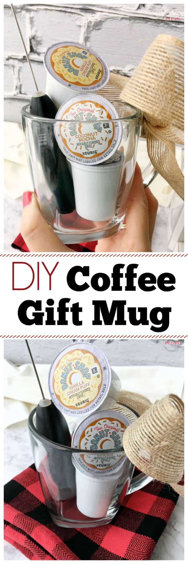 Best ideas about Coffee Mug Gift Ideas . Save or Pin Perfect DIY Coffee Gifts 1 Day Keurig Sale Must Have Mom Now.
