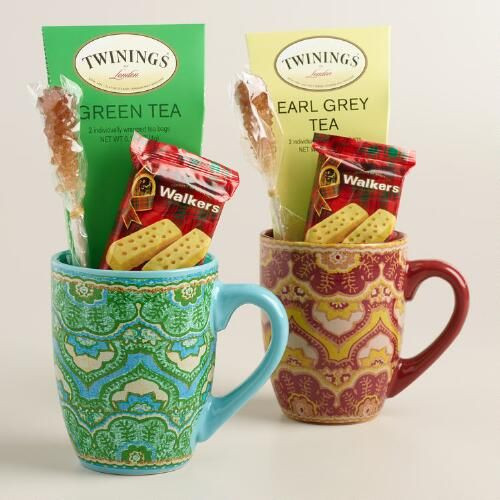 Best ideas about Coffee Mug Gift Ideas . Save or Pin Gifts In A Cup Ideas Steval Decorations Now.