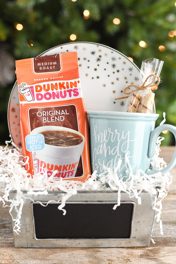 Best ideas about Coffee Mug Gift Ideas . Save or Pin Christmas Coffee Mug Gift A Pumpkin And A Princess Now.