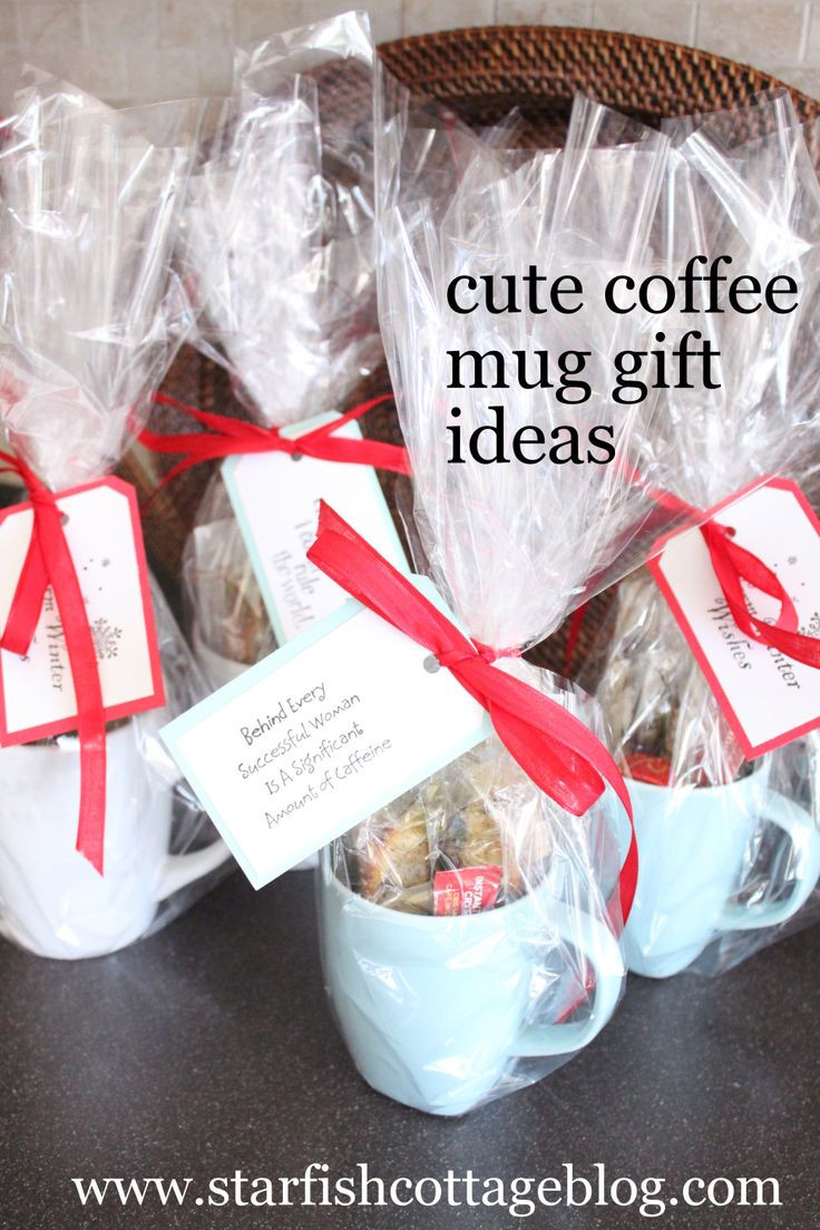 Best ideas about Coffee Mug Gift Ideas . Save or Pin Coffeemug ts Gina Pinterest Now.