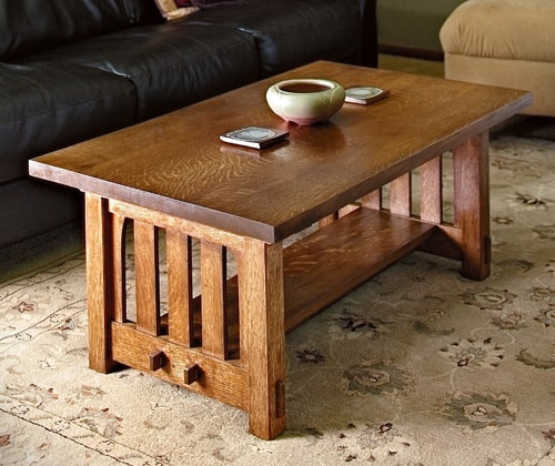 Best ideas about Coffee Table Plans . Save or Pin 101 Simple Free DIY Coffee Table Plans Now.