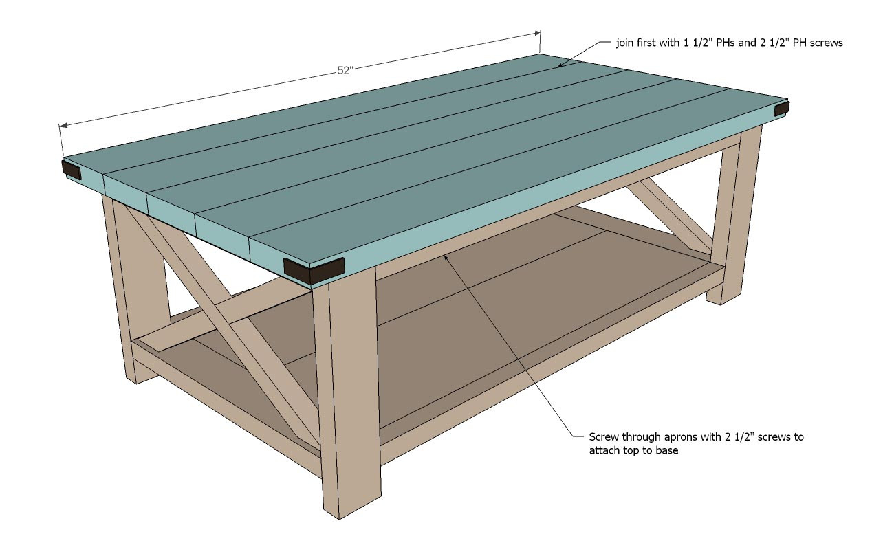 Best ideas about Coffee Table Plans . Save or Pin Coffee Table Plans are a Real Help for Creating Boards Now.