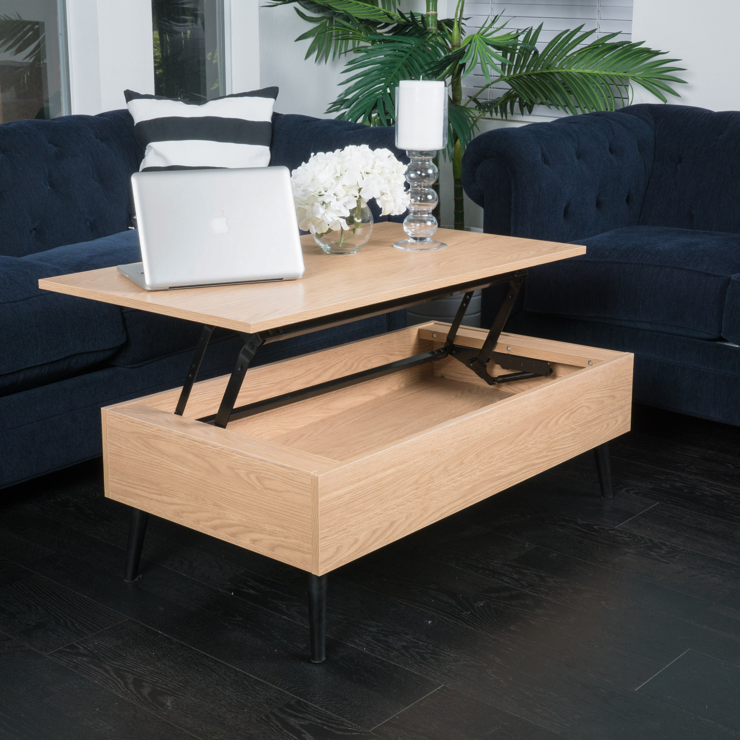 Best ideas about Coffee Table With Storage . Save or Pin Home Loft Concepts Henry Coffee Table with Lift Top Now.