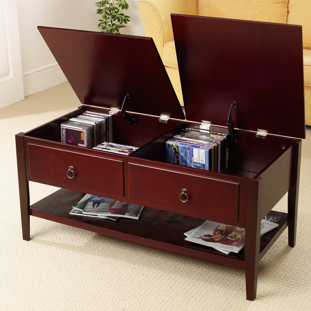 Best ideas about Coffee Tables With Storage . Save or Pin Do not go gently into that night rage rage against your Now.