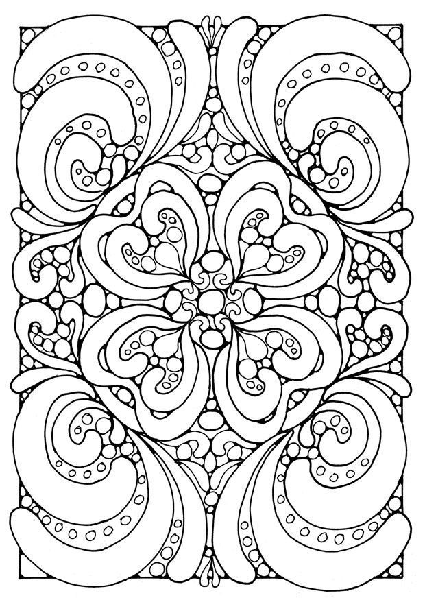 Best ideas about Colorama Free Coloring Pages . Save or Pin Cool Coloring Pages For Adults AZ Coloring Pages Now.
