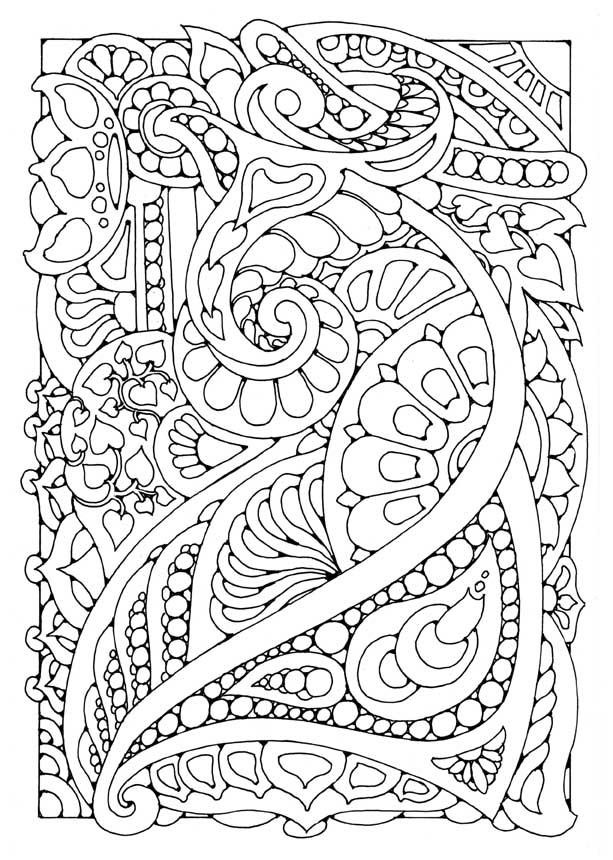 Best ideas about Colorama Free Coloring Pages . Save or Pin Dibujo para colorear Decoración Img Now.