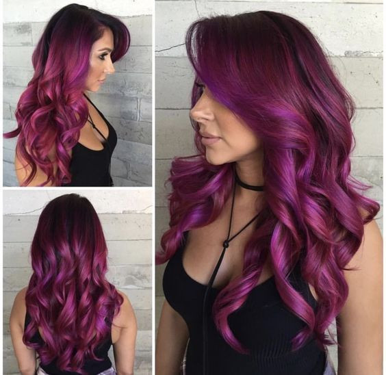 Best ideas about Colored Hairstyles . Save or Pin Best 25 Unique hair color ideas on Pinterest Now.