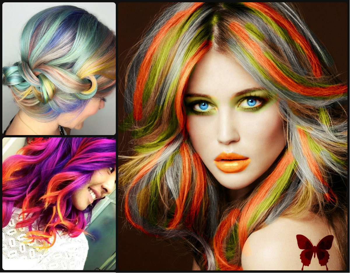 Best ideas about Colored Hairstyles . Save or Pin Top Hair colors trends of Spring Summer 2017 Now.