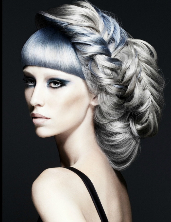 Best ideas about Colored Hairstyles . Save or Pin Bright Hair Colors for 2012 Now.