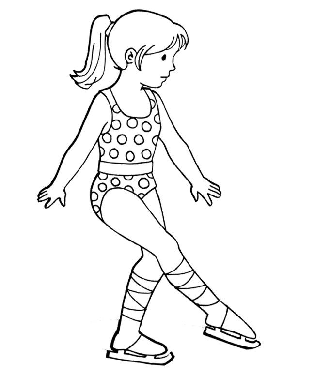 Best ideas about Coloring Pages For Girls 15 And Up . Save or Pin 15 best Skating Crafts images on Pinterest Now.