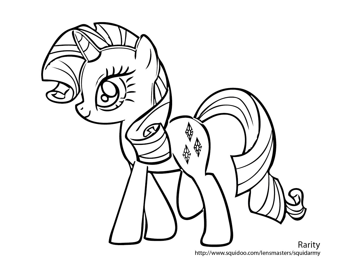Best ideas about Coloring Pages For Girls 15 And Up . Save or Pin My Little Pony Coloring pages Now.