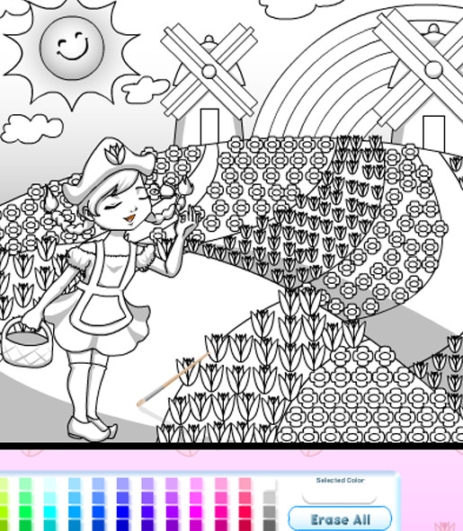 Best ideas about Coloring Pages For Girls Games . Save or Pin Free Coloring Pages coloring pages for girls games Now.