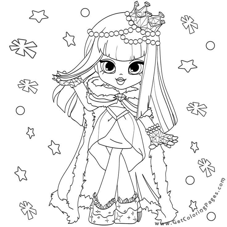 Best ideas about Coloring Pages For Girls Lds And Shopkins . Save or Pin 16 Unique And Rare Shopkins Coloring Pages Now.