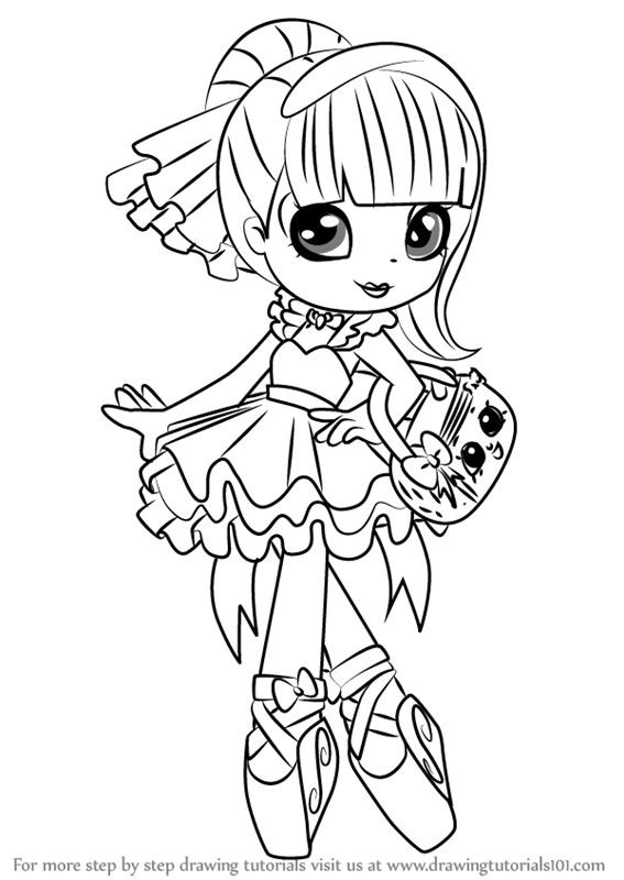 Best ideas about Coloring Pages For Girls Lds And Shopkins . Save or Pin Image result for shoppies colouring Now.