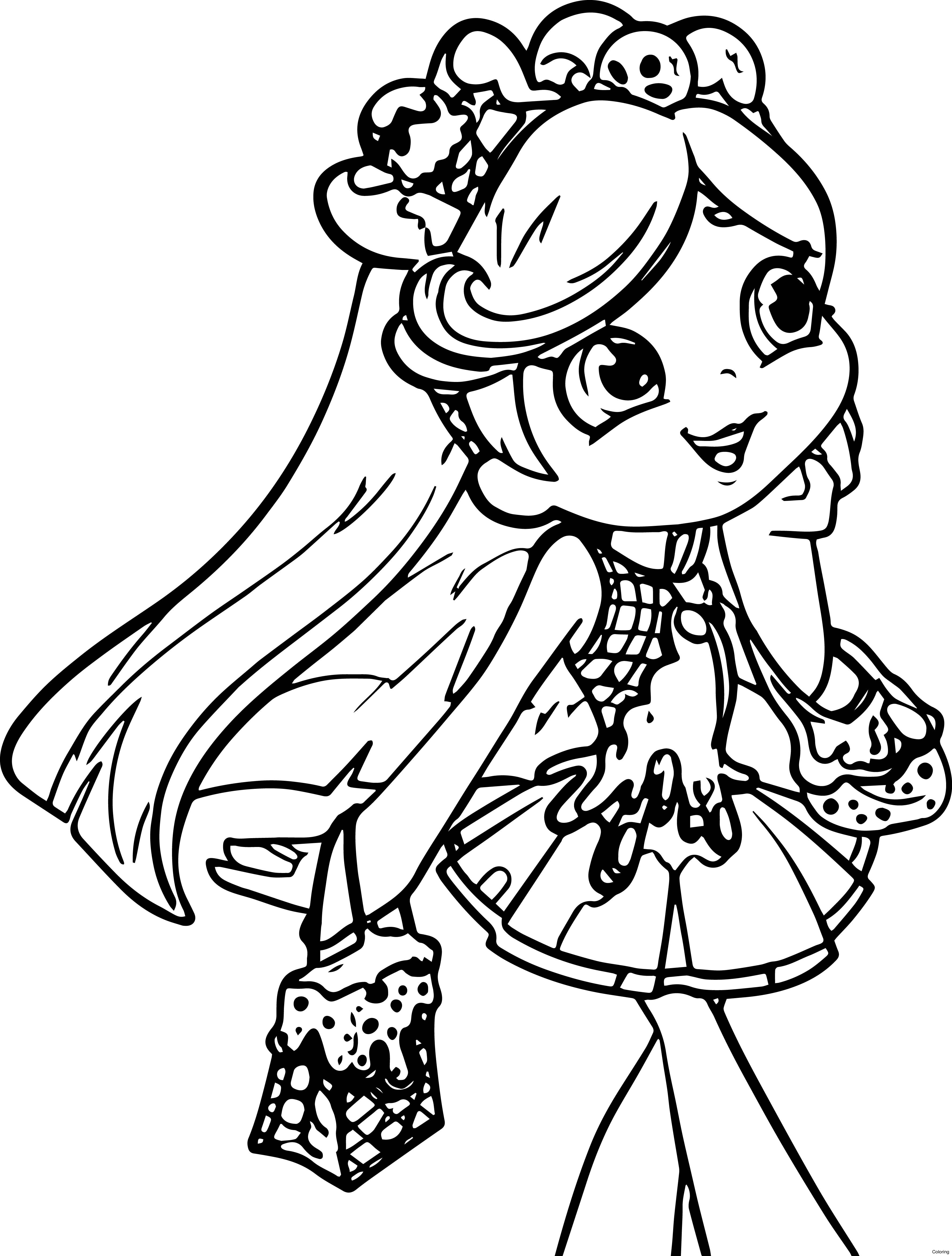 Best ideas about Coloring Pages For Girls Lds And Shopkins . Save or Pin Shopkins Drawing Pages at GetDrawings Now.
