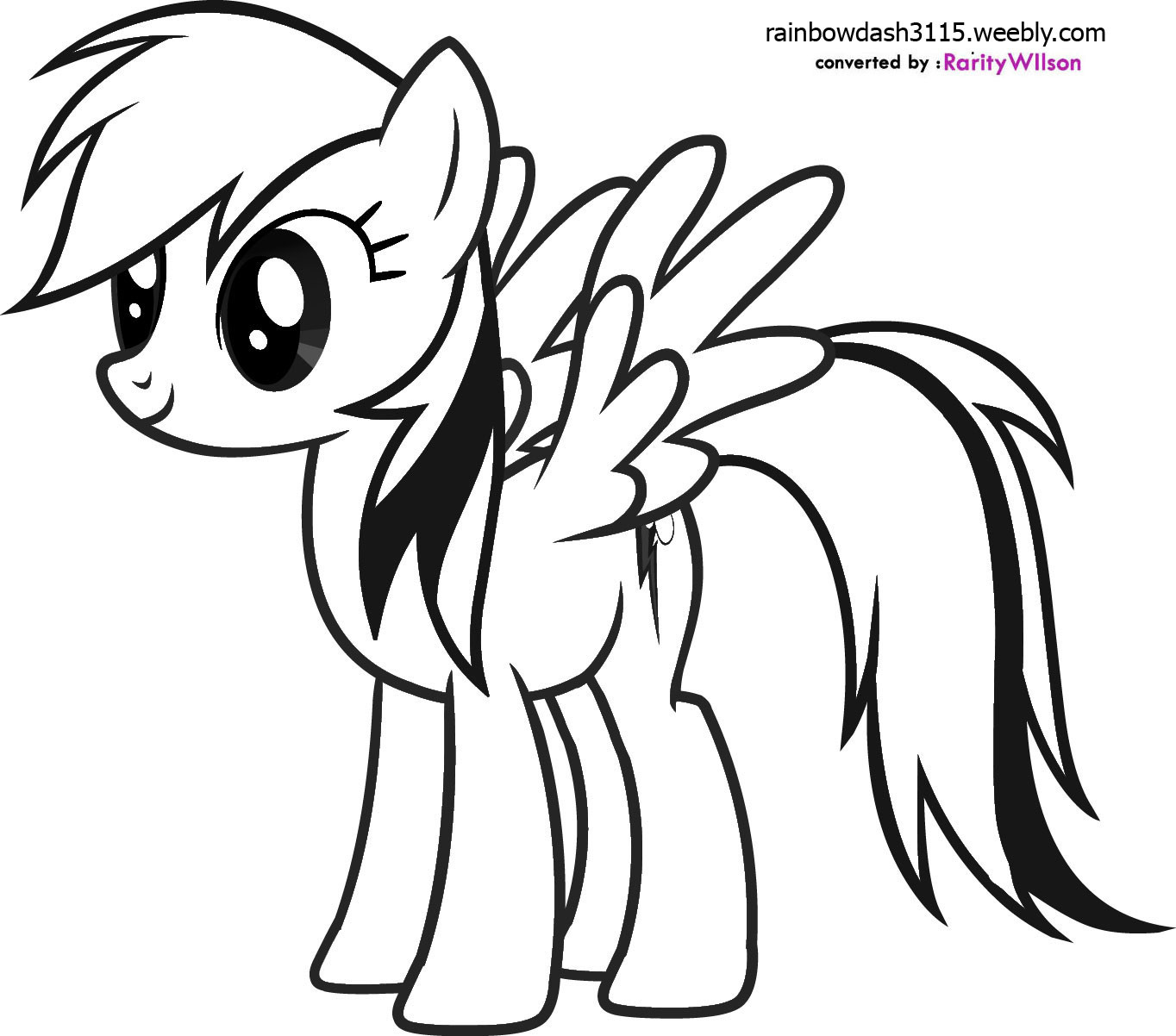 Best ideas about Coloring Pages For Girls My Little Pony . Save or Pin My Little Pony Coloring Pages Now.