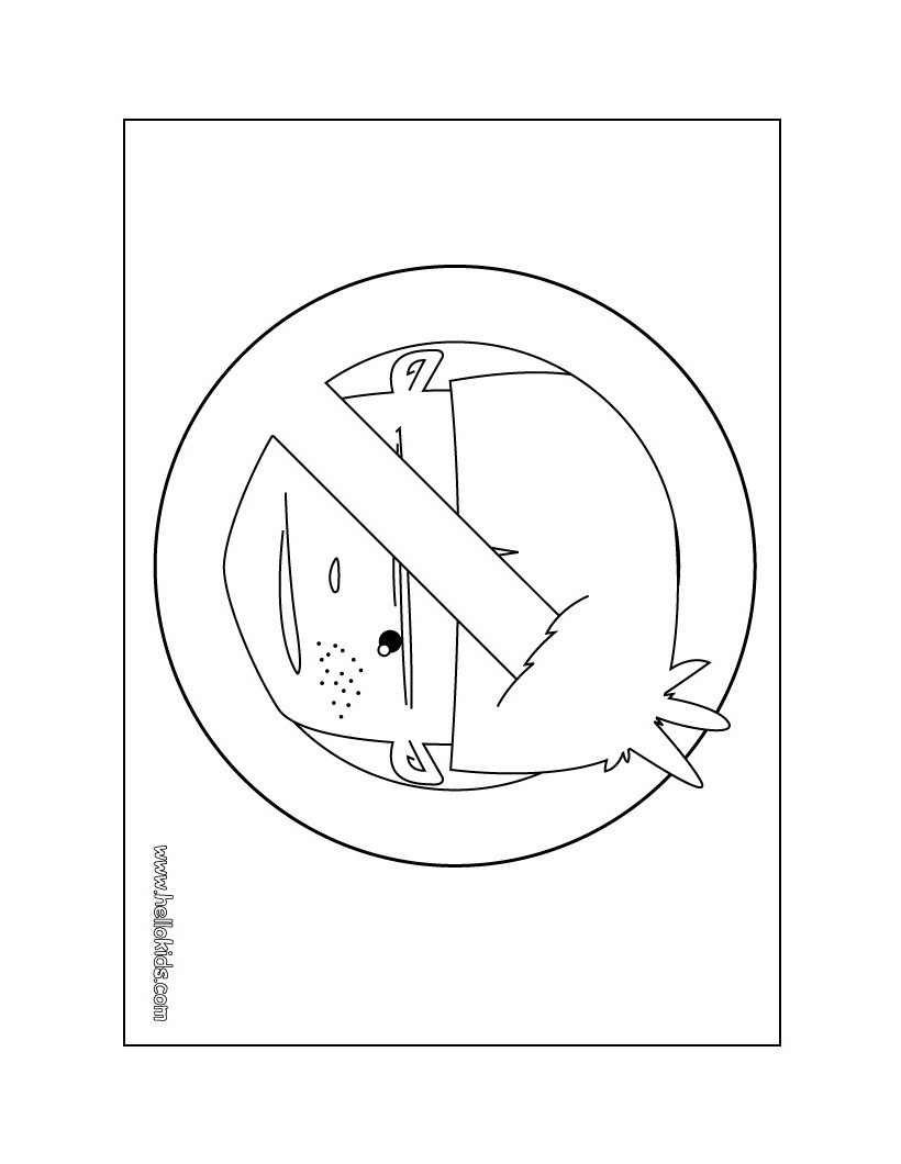 Best ideas about Coloring Pages For Girls No Boys . Save or Pin No boys door sign coloring pages Hellokids Now.