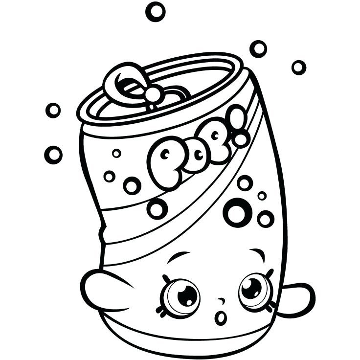 Best ideas about Coloring Pages For Girls Shopkins Cookie . Save or Pin Cute Coloring Pages Best Coloring Pages For Kids Now.