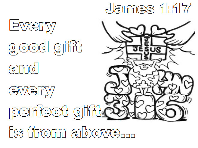 Best ideas about Coloring Pages For Kids For The Book Of James From The Bible . Save or Pin James 1 17 Master Clubs Lookouts Bible verse coloring page Now.