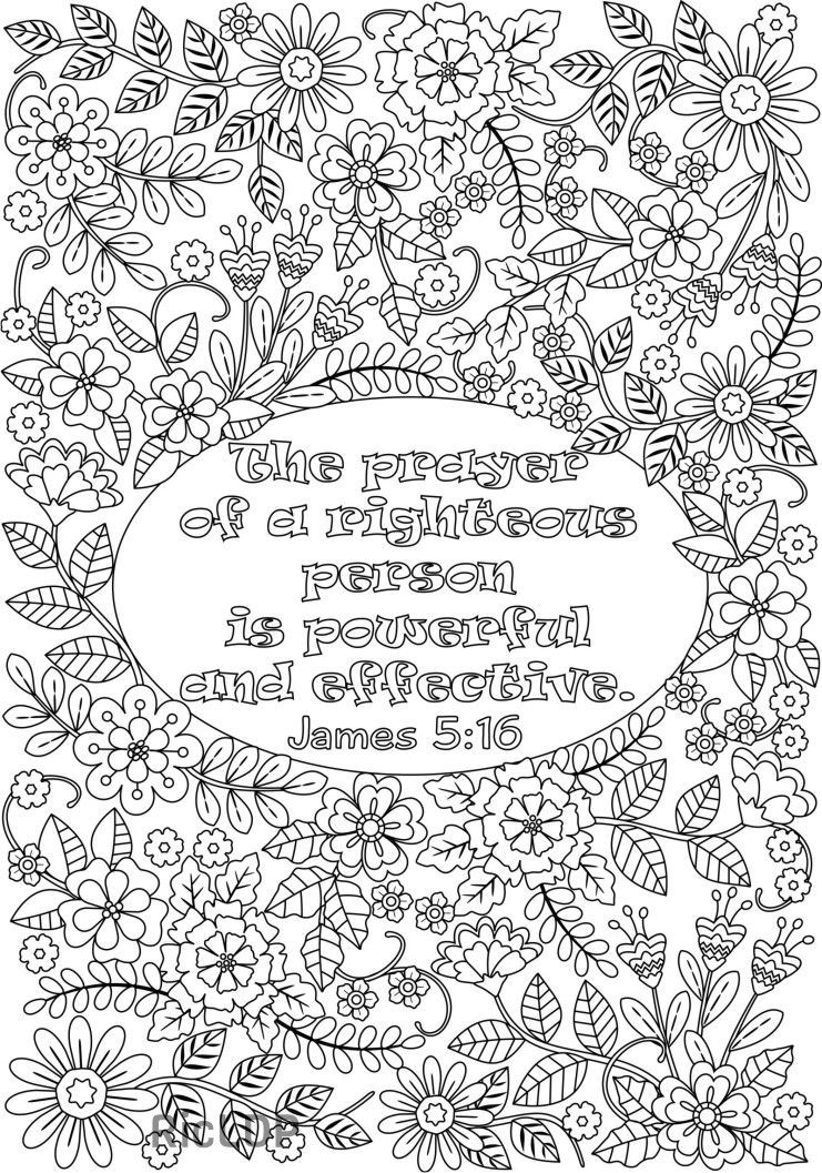 Best ideas about Coloring Pages For Kids For The Book Of James From The Bible . Save or Pin Bundle of 14 Bible Coloring Pages Now.