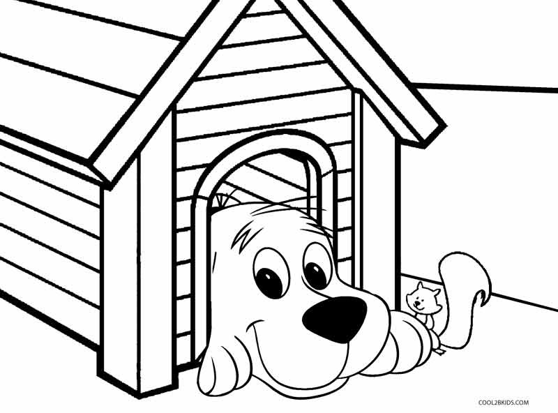 Best ideas about Coloring Pages For Kids Printable Dogs . Save or Pin Printable Dog Coloring Pages For Kids Now.