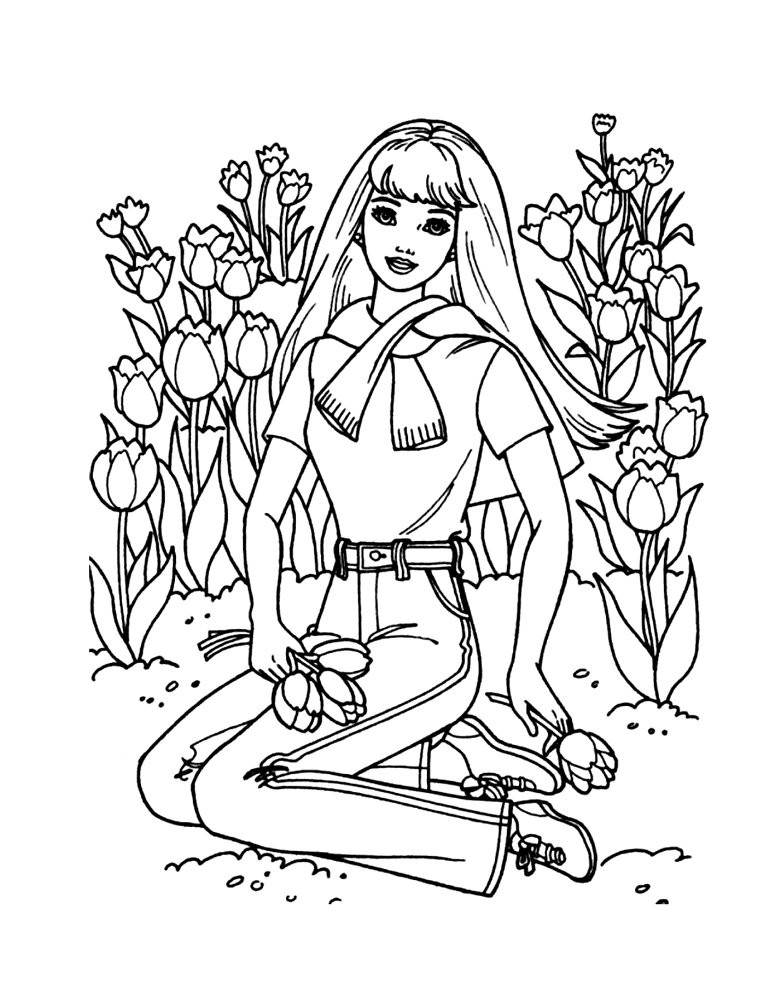Best ideas about Coloring Sheets For Girls 8-10 . Save or Pin Coloring Pages For Girls 10 And Up AZ Coloring Pages Now.