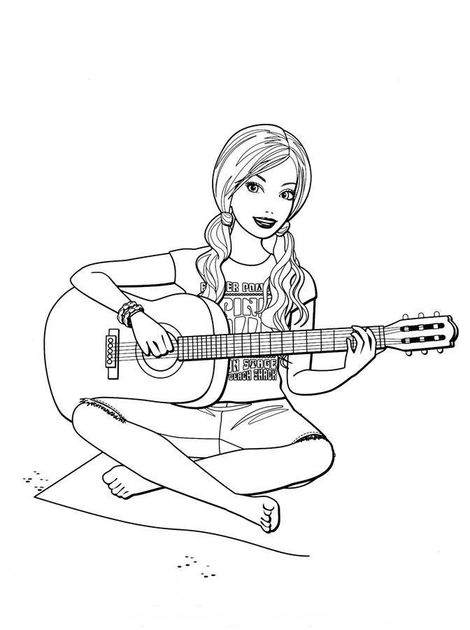 Best ideas about Coloring Sheets For Girls 8-10 . Save or Pin La s Coloring Pages to and print for free Now.