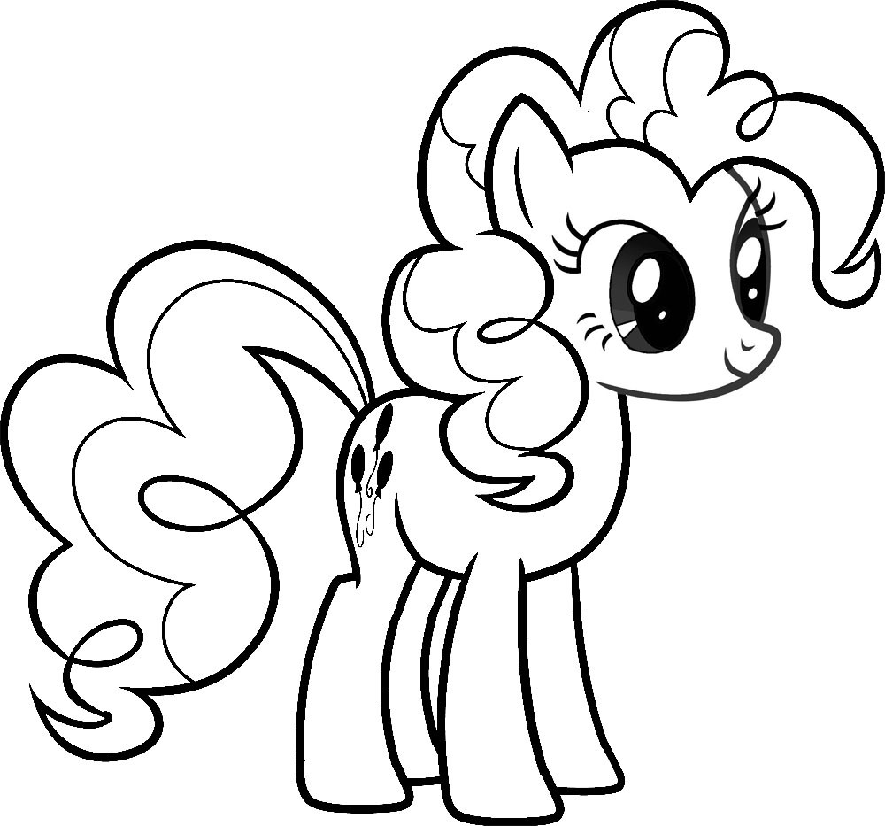 Best ideas about Coloring Sheets For Girls Little Pony . Save or Pin My Little Pony coloring pages for girls print for free or Now.
