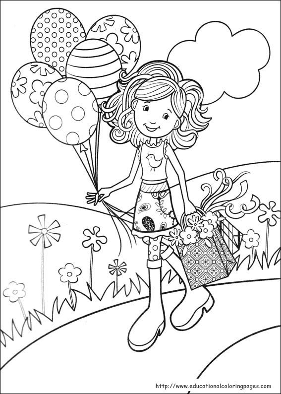 Best ideas about Coloring Sheets For Girls The Birthday . Save or Pin Groovy Girls Coloring Pages free For Kids Now.