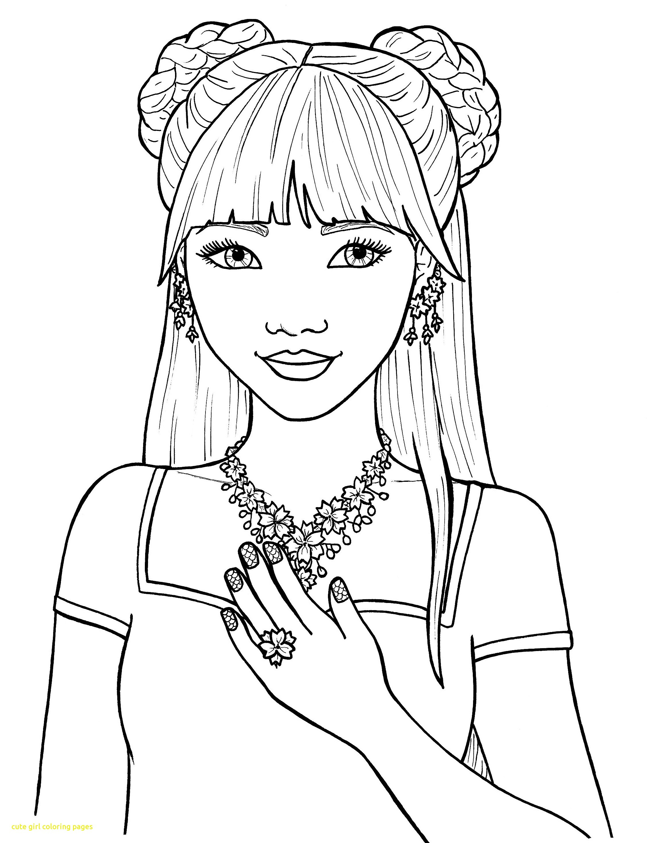 Best ideas about Coloring Sheets For Girls. To Print . Save or Pin Coloring Pages for Girls Best Coloring Pages For Kids Now.
