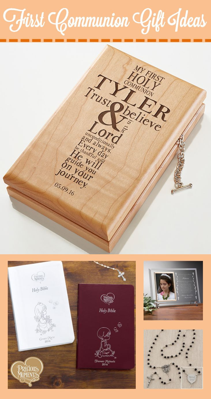 Best ideas about Communion Gift Ideas . Save or Pin 17 Best ideas about 10th Anniversary Gifts on Pinterest Now.