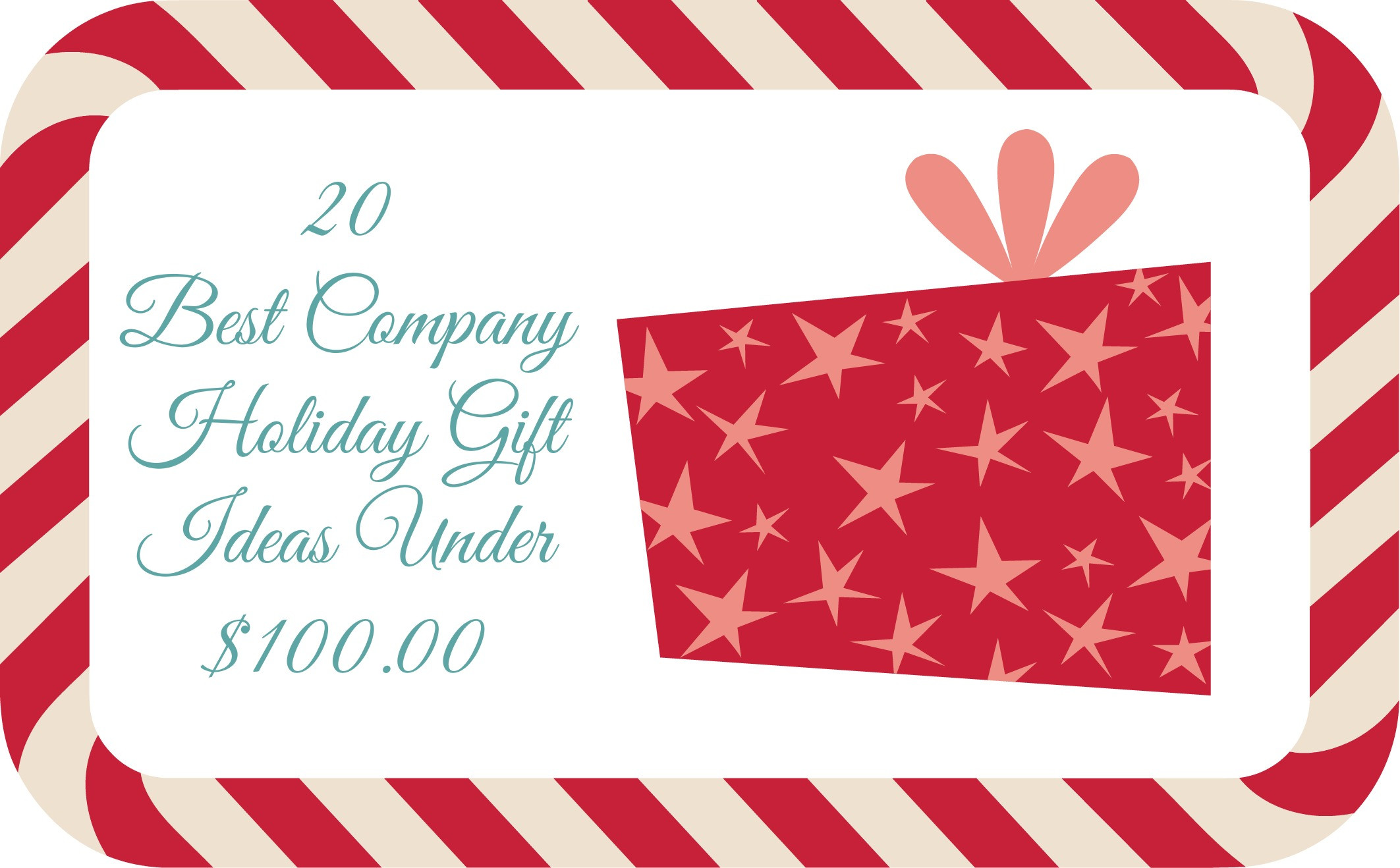 Best ideas about Company Holiday Gift Ideas . Save or Pin 20 Best pany Holiday Gift Ideas Under $100 00 Now.