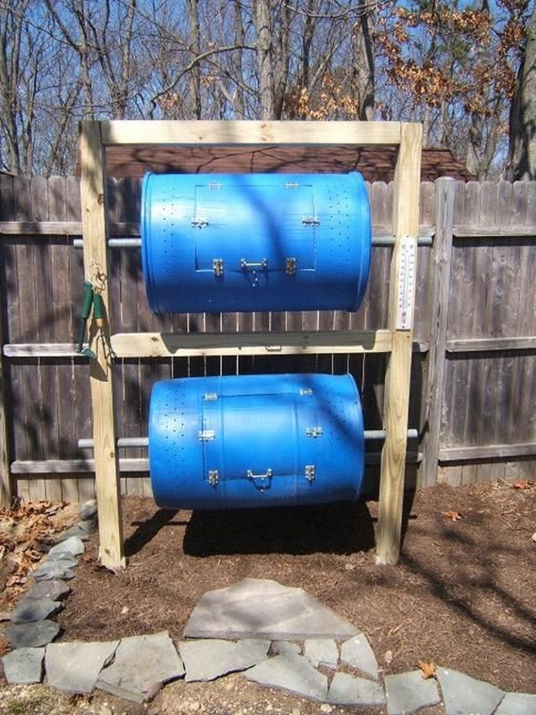 Best ideas about Compost Bin DIY . Save or Pin DIY post Bin Ideas Now.