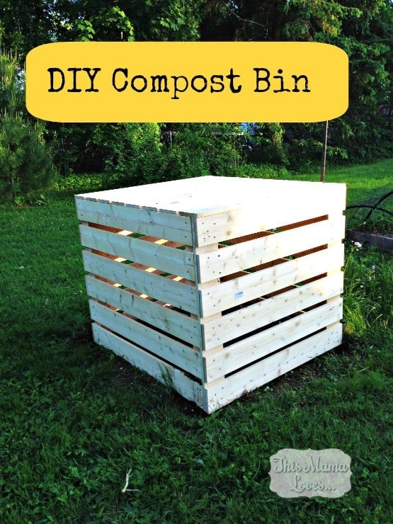 Best ideas about Compost Bin DIY . Save or Pin DIY post Bin Now.