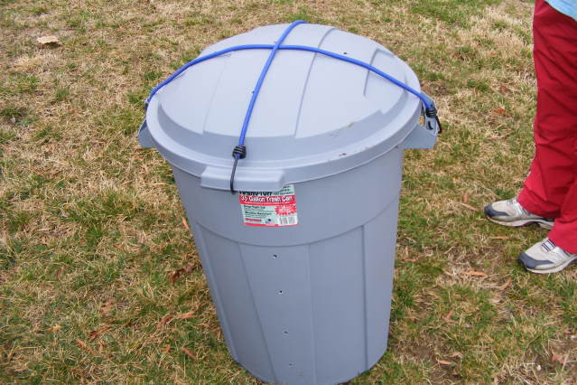 Best ideas about Compost Bin DIY . Save or Pin DIY post Bin The Happy Housewife™ Frugal Living Now.