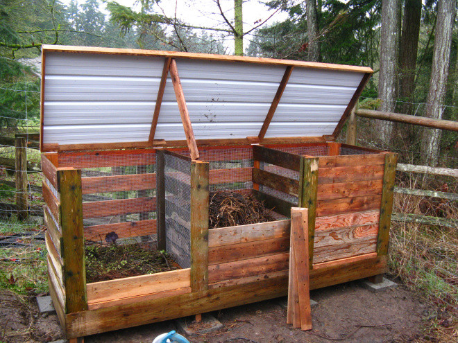 Best ideas about Compost Bin DIY . Save or Pin 6 DIY post Bins that are Borderline Genius Now.