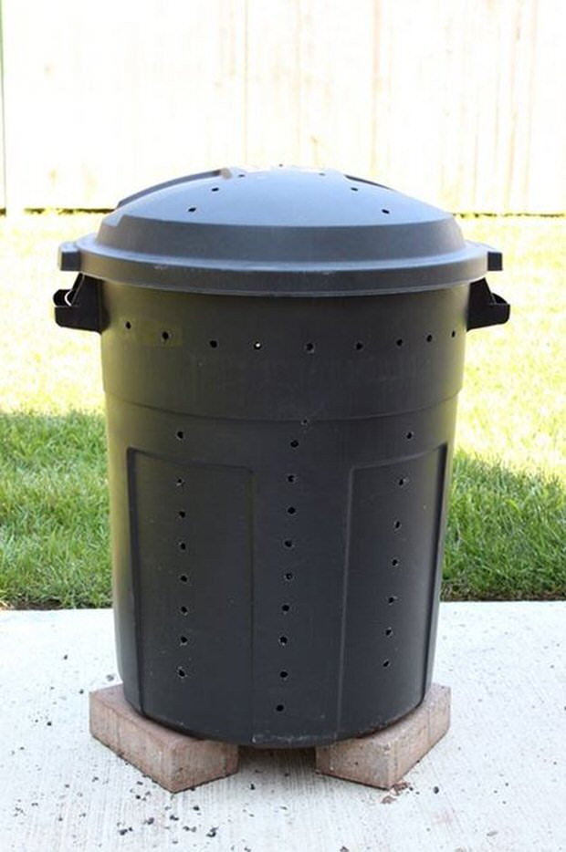 Best ideas about Compost Bin DIY . Save or Pin 12 Creative DIY post Bin Ideas Now.