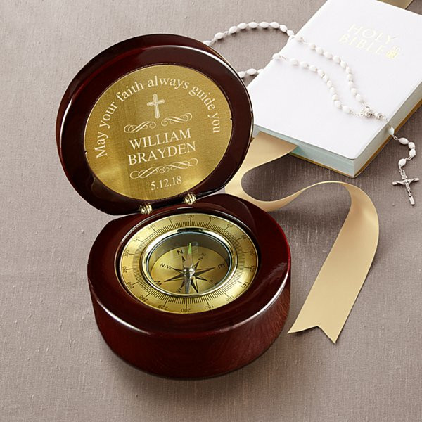 Best ideas about Confirmation Gift Ideas Boys . Save or Pin Personalized First munion Gifts Now.