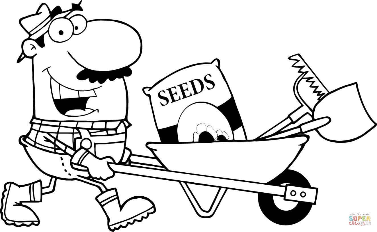 Best ideas about Construction And Tool Box Preschool Coloring Sheets . Save or Pin Construction Tools Coloring Pages Now.