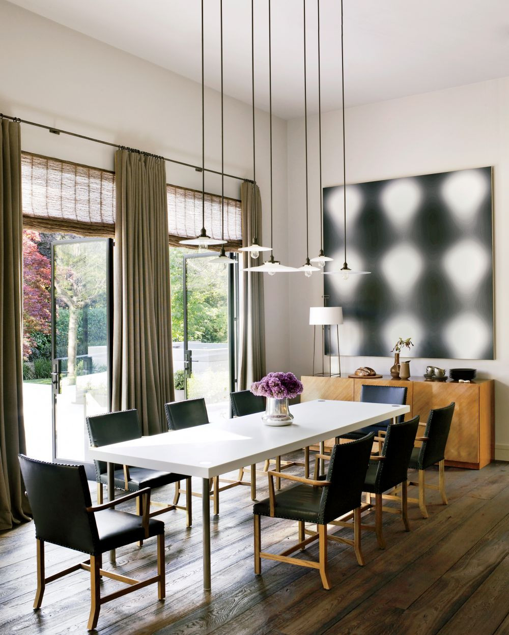 Best ideas about Contemporary Dining Room . Save or Pin Contemporary Dining Room by Steven Volpe Design by Now.