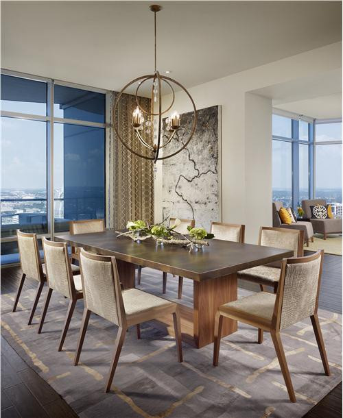 Best ideas about Contemporary Dining Room . Save or Pin 25 Beautiful Contemporary Dining Room Designs Now.